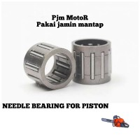 Needle Bearing Lahar Piston Seher Mesin Chainsaw sinso 520 5500 5800