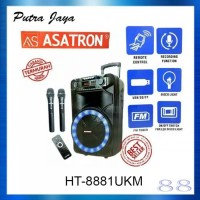 Speaker Portable Meeting Wireless ASATRON HT-8881UKM / HT - 8881UKM