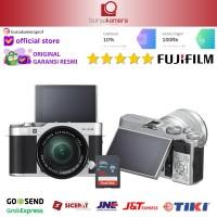 Fujifilm X-A3 / FUJIFILM XA3 / FUJI XA3 / FUJI X-A3 / XA-3 Silver