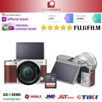 Fujifilm X-A3 / FUJIFILM XA3 / FUJI XA3 / FUJI X-A3 Brown