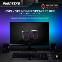 PHANTEKS EVOLV SOUND MINI SPEAKERS DIGITAL RGB - PH-SPK219