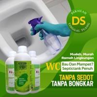 DEGRA SIMBA Solusi WC Toilet Septic Tank Mampet Penuh tanpa di Sedot