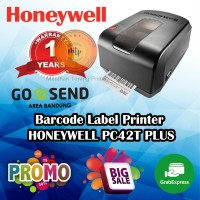 PRINTER LABEL BARCODE HONEYWELL PC42T - PC42 / PC42 T USB SERIAL LAN
