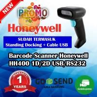 HONEYWELL HH400 / HH 400 1D - 2D Dimensi (USB) Imager Barcode Scanner