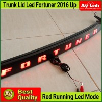 TRUNK LID LED FORTUNER VRZ - STOP REM CEREMONY - PNP