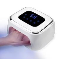 Dahlia 99W LED UV Lamp Dryer Polish Gel Quick Curing Manicure Timer W-