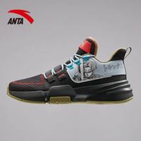ANTA ASHOCK x DRAGONBALL - Sepatu basket rare - Sepatu Basket ANTA