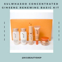 Sulwhasoo Concentrated Ginseng Renewing Kit