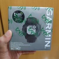 Garmin Instinct Graphite Black New Garansi Resmi TAM 2thn