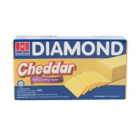 Diamond keju cheddar 180gr