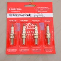 Busi Motor Injeksi Honda AHM KRM Beat FI Vario 125 150 LED Scoopy FI