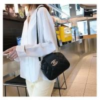 Tas Selempang wanita Import Korea Young Gen Quilted Women CC Sling Bag