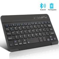 Mini Wireless Bluetooth Keyboard Slim for Windows/Android / iOS / PC