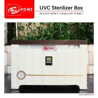 Sterilizer Box UV H&L Home Series - 1 Lampu @15 Watt