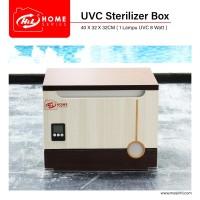 Sterilizer Box UV H&L Home Series - 1 Lampu @8 Watt