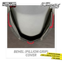 Hayaidesu All New Nmax 2020 Behel Pillion Grip Body Protector Variasi