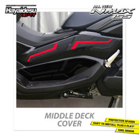 Hayaidesu All New NMAX 2020 Middle Deck Cover Variasi Body Protector