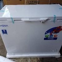 Chest Freezer aqua 200(W)