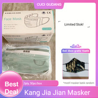 Masker medical , 3ply ,isi 50pc, CE approval , better than SENSI