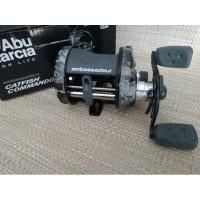 Baitcasting Reel ABUGARCIA - catfish commando AMBCC-6501