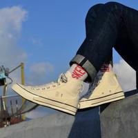 Sepatu Converse All Star 70s HI Midnight Studio Off White Premium BNIB