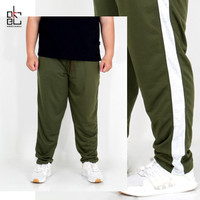 Okechuku VARO BIG SIZE Celana Panjang Jogger Side List Samping JUMBO