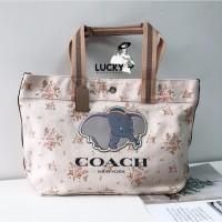 Coach x Disney Tote With Dumbo - ORIGINAL 100%