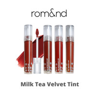 [NEW] ROMAND MILK TEA VELVET TINT (4 COLOURS) - 02CHOCOLATE TEA