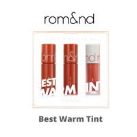 ROMAND BEST TINT MINI EDITION (3PCS/1SET) - WARM / COOL TONE - WARM TONE PICK