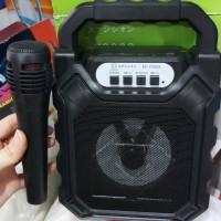 SPEAKER WIRELESS SX-Y2002 FREE MICROPHONE