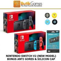 Nintendo Switch Console New Model HAC-001(-01)