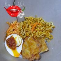 Nasi Jinggo + Perkedel - Nasi Pedas Khas Bali (100% Halal)