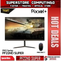 "Armaggeddon Gaming Monitor Pixxel+ Pro PF22HD 22"" 75Hz - HDMI"