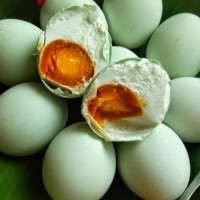 Telur Bebek Matang/Butir