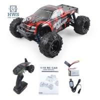 TERBARU Mainan Rc Mobil Off Road Truck 4wd Skala 1: 18 Untuk Anak
