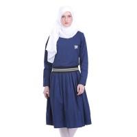 Gamis Muslimah Wanita - HDO 3040