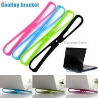 Portable Laptop Cooling Bracket Notebook Adjustable Cross Cooler Pad