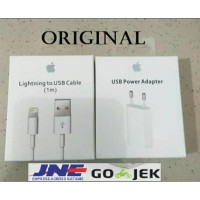 CHARGER KABEL IPHONE 5 5S 6 6S IPHONE5S ASLI ORI ORIGINAL APPLE CARGER