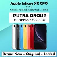 (READY STOCK) iPhone XR 64GB 64 GARANSI RESMI APPLE 1 TAHUN - DUAL SIM