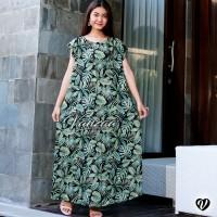 Dress Daster panjang jumbo xxl maxi ori vanzaa Bali 14