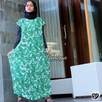 Dress Daster panjang jumbo xxl maxi ori vanzaa Bali 21