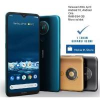 NOKIA 5.3 NEW (2020 ) Smartphone [ 6GB/64GB] Garansi Resmi Indonesia