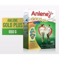 Anlene Gold Plus Rasa Original 650gr   Susu Lansia