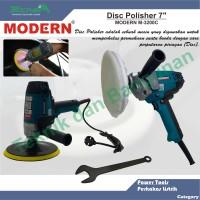 "Disc Polisher Modern M-3200C 7"""