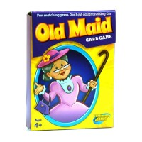 Old Maid Classic Card Game