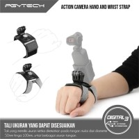 PGYTECH Action Camera Hand and Wrist Strap For Gopro & DJI Osmo Action
