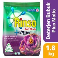 Rinso Molto Perfume Essence 1.8kg - Detergen Laundry Deterjen Bubuk