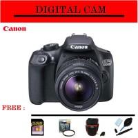 KAMERA CANON 1300 D KIT 18-55MM / CANON EOS 1300D / EOS 1300D