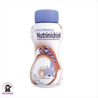 NUTRINIDRINK 1 to 12 Tahun Cokelat 200 ml
