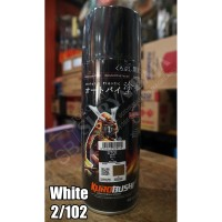Cat Semprot Spray Samurai Kurobushi Putih (2-102)